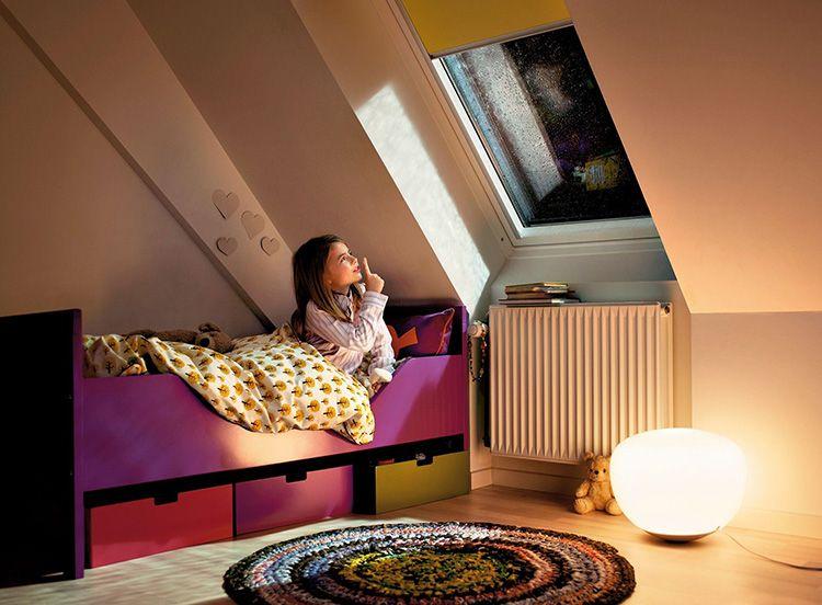 Деревянная рама – лучший материал для детской комнаты