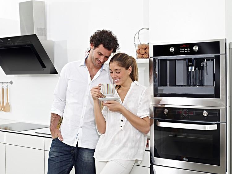 Правильное расположение духовки поможет позаботиться о спине