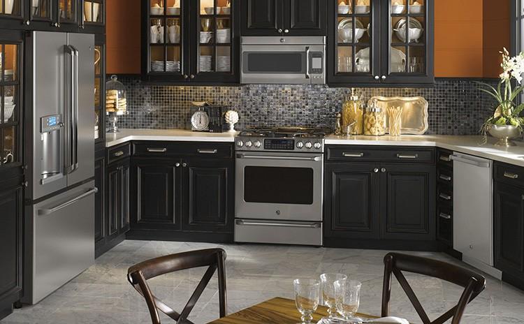 Размеры кухонного гарнитура выбираются индивидуально