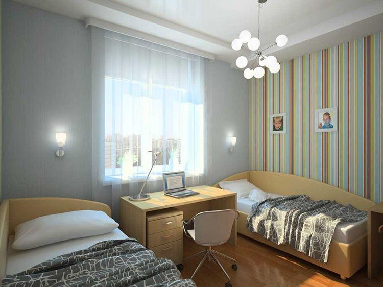 Кровати должны изготавливаться из экологически чистых материалов и не иметь острых углов