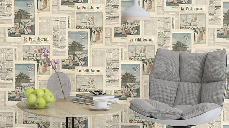В дело могут пойти страницы журналов и старые газеты