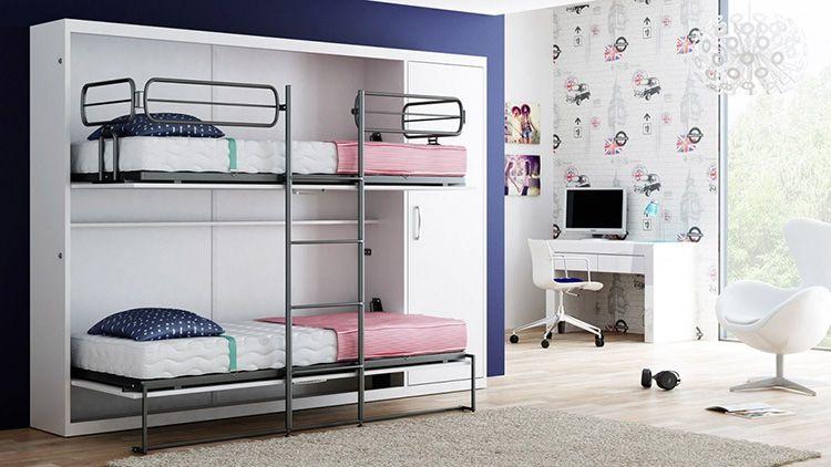 Детская мебель: шкаф-кровать