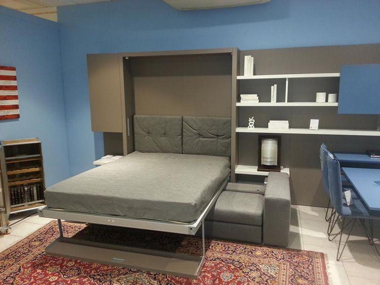 Мебель-трансформер: шкаф-диван-кровать