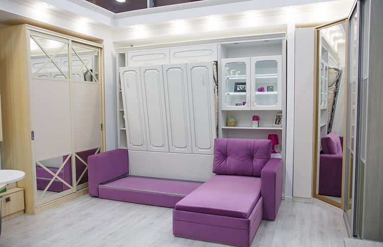 Мебель с фасадами МДФ