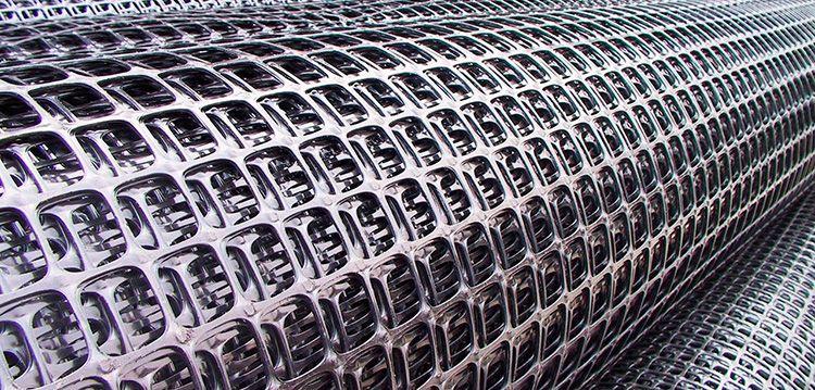 Полипропиленовые двухосные сетки – более прочный материал