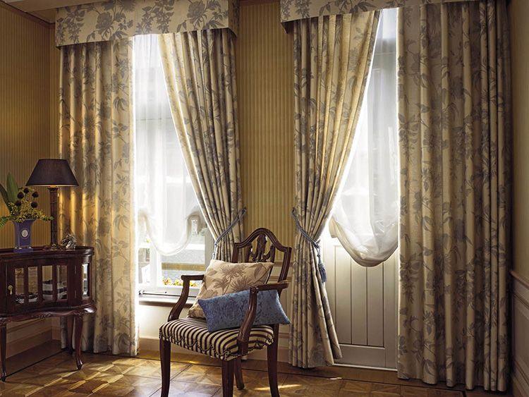 Красивые гардины – важнейшая деталь интерьера