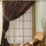 Советы дизайнера: как красиво повесить шторы в любом интерьере
