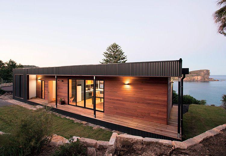 Модульный дом – дешёвая и быстровозводимая конструкция