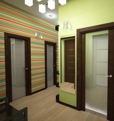 🎨 Обои для прихожей и коридора: фото, которые изменят ваше представление о ремонте