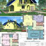 Проекты домов из газобетона: специфические особенности и основные требования