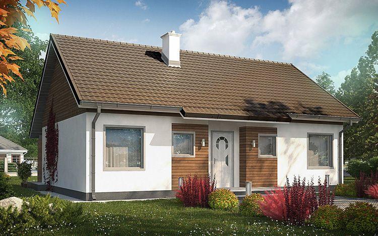Так что, если размер участка позволяет построить одноэтажный дом чуть большей площади – выбор очевиден