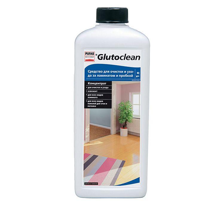 Для ламинированной поверхности лучше использовать специальный состав