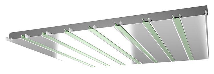 «Бард» – алюминиевые системы, актуальные для различных помещений