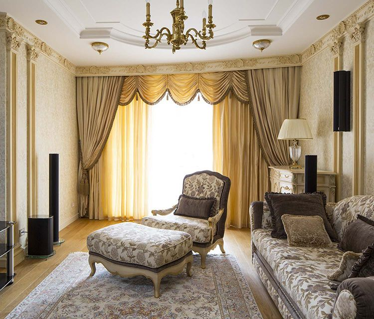 Стиль неоклассика в интерьере: что это такое и как воплотить его в своей квартире