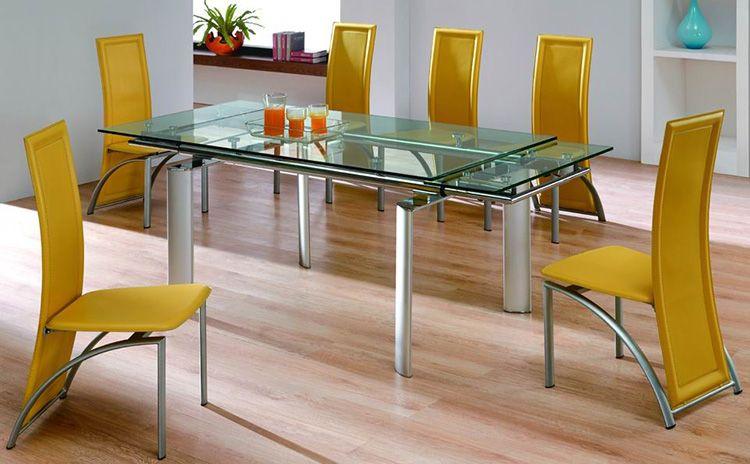 🍴 Почему так популярны стеклянные столы для кухни: явные и неявные причины