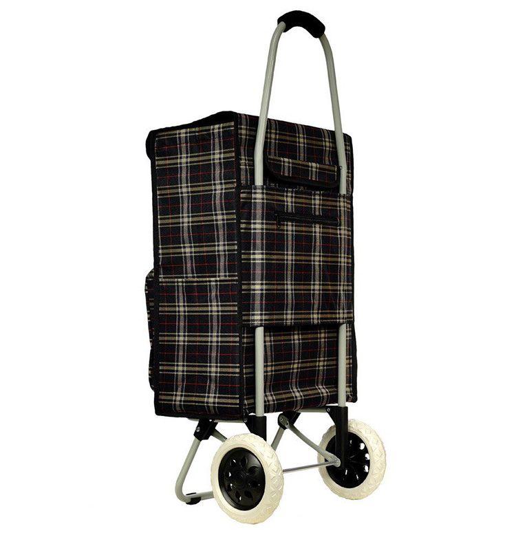 Хозяйственная тележка на колёсах: современные варианты практичных тележек на все случаи жизни