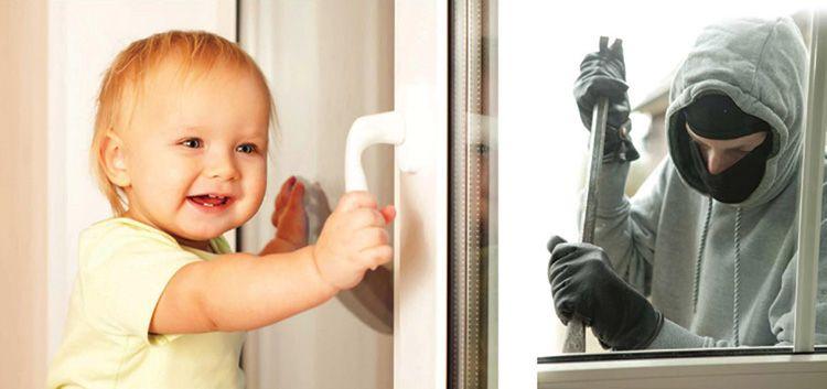 Надёжная защита от злоумышленников для активных детей