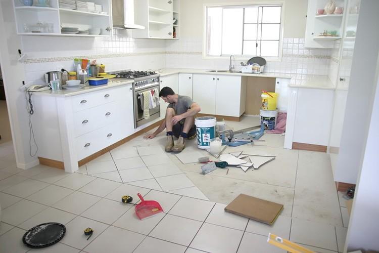 К ремонту кухни нужно подходить серьёзно и ответственно