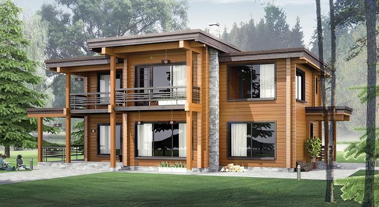 Современное и комфортное загородное жильё – лучшее решение