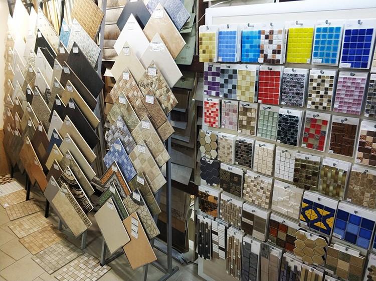 К выбору отделочных материалов следует относиться очень серьёзно