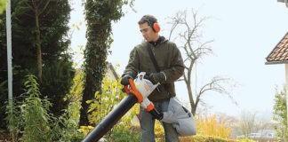 Пылесос для листьев: удобный инструмент для быстрой уборки на участке