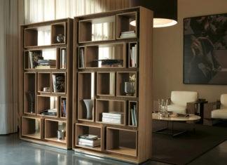 Книжные шкафы и библиотеки для дома – необходимый атрибут каждого грамотного человека