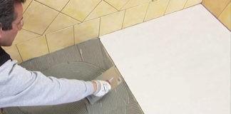 Можно ли класть плитку на плитку: разбираем тонкости