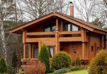 Изучаем проекты домов из клееного бруса и выбираем лучший вариант