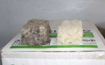 Экологичный дом: что такое утеплитель на основе овечьей шерсти