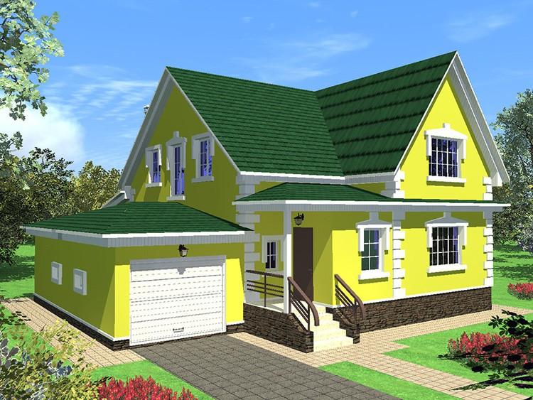 Для строительства могут использоваться различные материалы