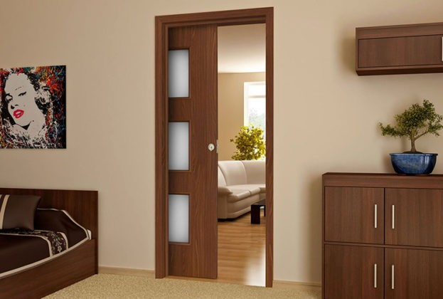 ☝️ Раздвижные или сдвижные межкомнатные двери - палочка-выручалочка для экономии пространства в квартире