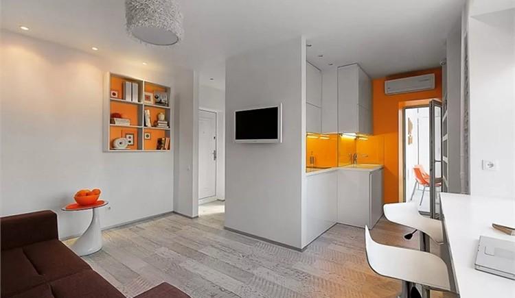 Перепланировка позволяет максимально эффективно использовать площадь квартиры