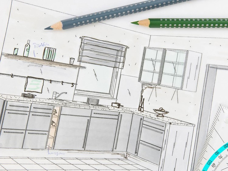 Тщательно планируйте ремонт кухни