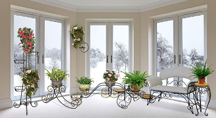 Эти конструкции могут стать настоящим украшением интерьера, если их правильно подобрать и расположить
