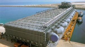 Установки для опреснения воды работают уже сейчас и в качестве отходов производят много морской соли