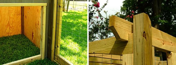При отсутствии сварочного аппарата и навыков сварки стоит всё же обратиться к деревянным моделям.