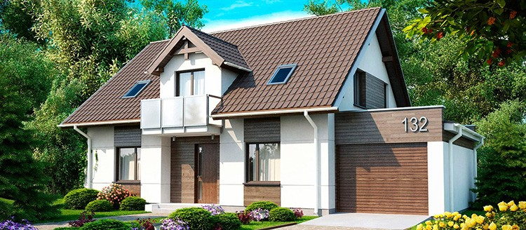 🚘 Стоит ли выбирать проект дома с гаражом: примеры, которые помогут найти правильный ответ