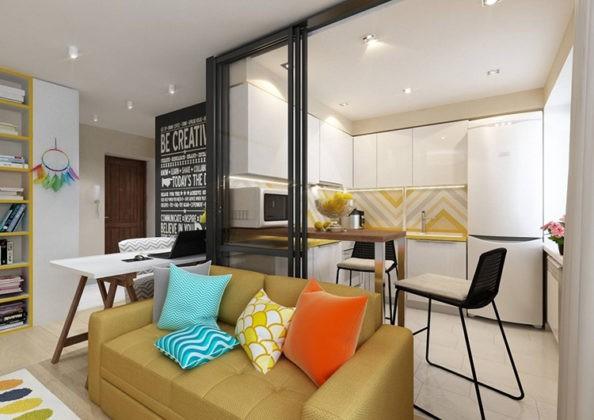 💯 5 преимуществ маленькой квартиры, о которых вы не знали