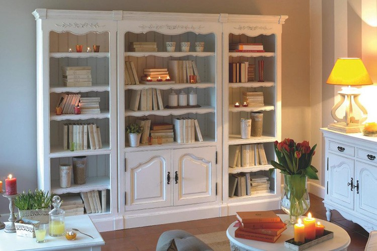 📚 Книжные шкафы и библиотеки для дома: секреты правильной организации пространства