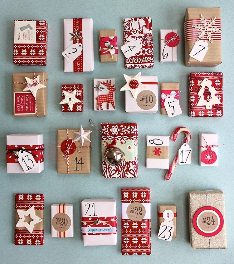 Пакетики с подарками адвентовского календаря могут использовать и не католики. Это хорошая идея для украшения и ежедневный повод для детсткой радости.
