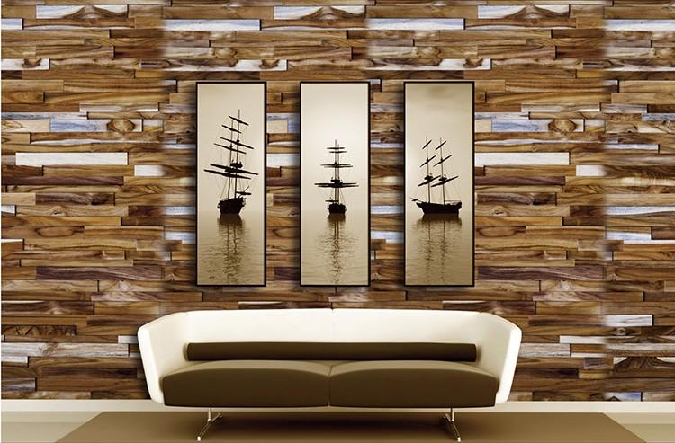 Прозрачные деревянные панели могут стать изюминкой интерьера, если расположить их напротив источника света