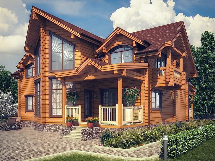 Дом готов к проживанию сразу после окончания строительных работ