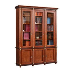 Шкаф для книг «Валенсия 3» П444.23 («Пинскдрев»)