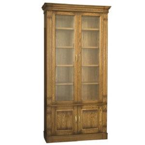 Шкаф для книг «Верди Люкс 3» П523.Н3 («Пинскдрев»)