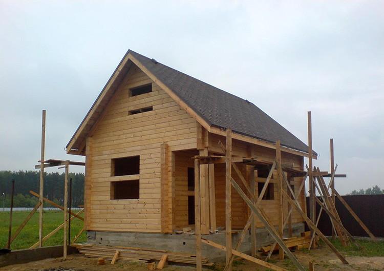 Возвести строение можно собственными силами
