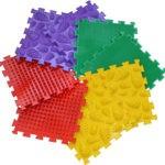 👣 Чем полезен массажный коврик для ног: основные виды и порядок использования