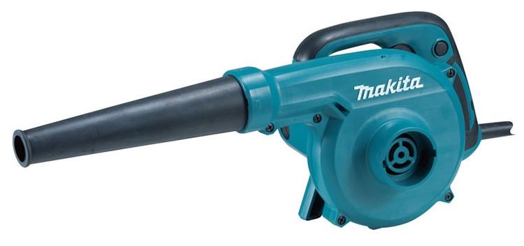 У «Макиты» множество разнообразного ручного инструмента, в том числе и пылесосы
