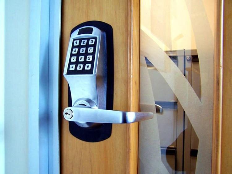Доступ по паролю — один из видов контроля доступа