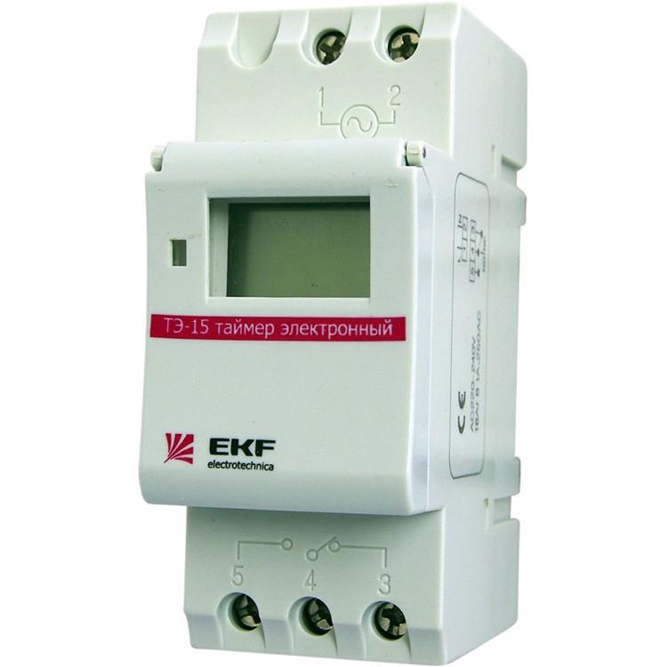 ТЭ-15 для монтажа в электрощиток