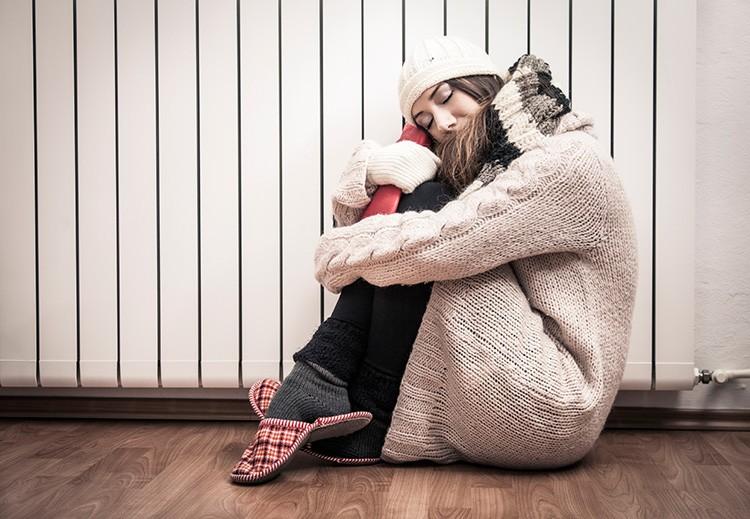Если при включенном отоплении в доме холодно, то стоит подумать о дополнительных мерах